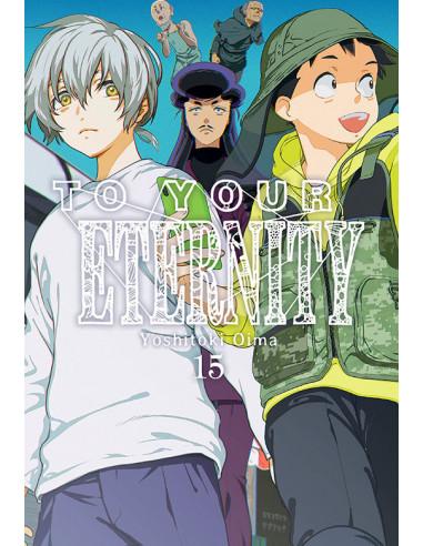 es::To your eternity, Vol. 15