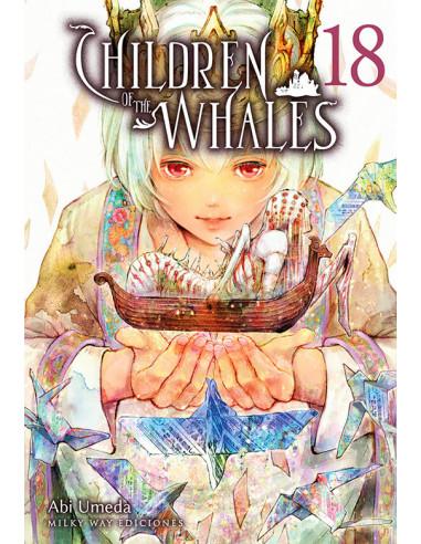 es::Children of the Whales, Vol. 18