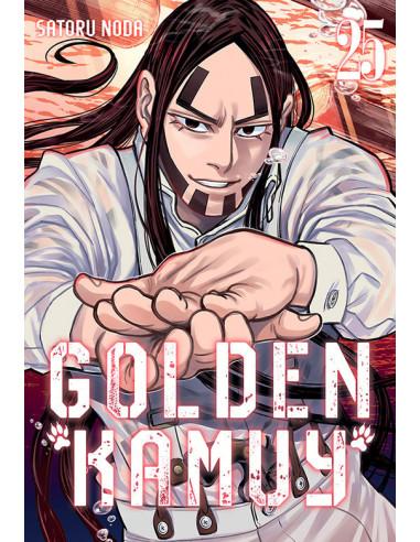 es::Golden Kamuy, Vol. 25