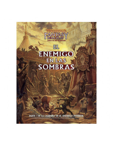 es::Warhammer Fantasy Role Play: El enemigo en las sombras 1