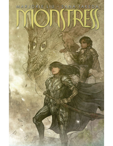 es::Monstress Edición de lujo 1