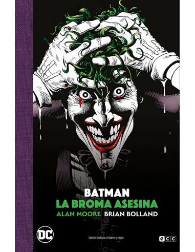es::Batman: La broma asesina Edición Deluxe limitada en blanco y negro