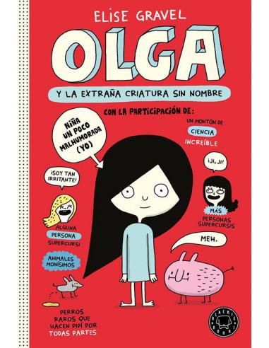 es::Olga y la extraña criatura sin nombre