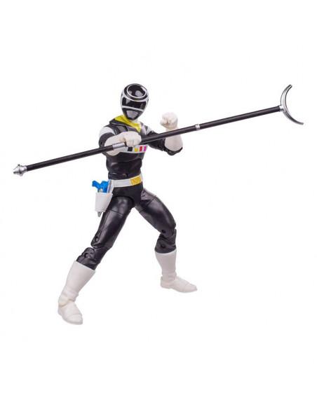 es::Power Rangers In Space Black Ranger Lightning Collection 15 cm