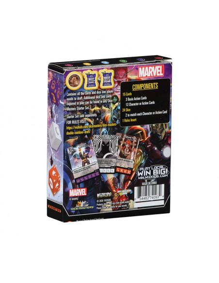 es::Marvel Dice Masters: Avengers Infinity Gauntlet En inglés
