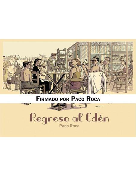 es::Regreso al Edén Firmado por Paco Roca