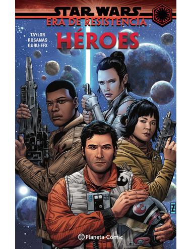 es::Star Wars Era de la Resistencia: Héroes