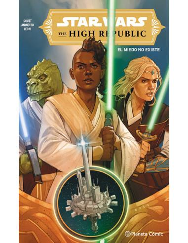 es::Star Wars The High Republic. El miedo no existe