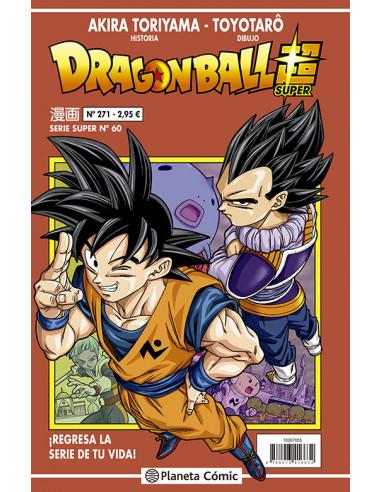 es::Dragon Ball Serie Roja 271 Dragon Ball Super nº 60