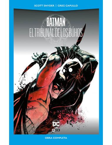 es::Batman: El tribunal de los búhos DC Pocket