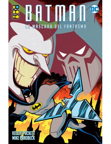 es::Batman: La máscara del fantasma
