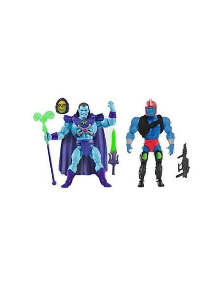 es::Masters of the Universe Origins Pack de 2 Figuras 2021 Rise of Evil Exclusive 14 cm