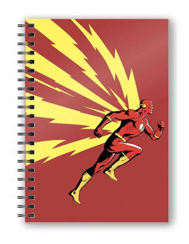 es::DC Comics Libreta Flash rayos