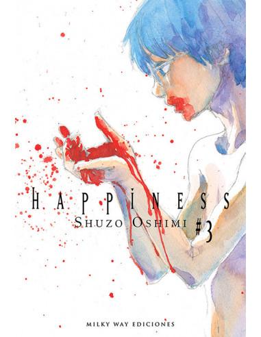 es::Happiness, Vol. 3