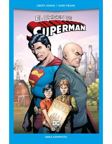 es::Superman: El origen de Superman DC Pocket