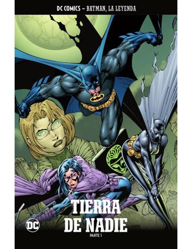 es::Batman, la leyenda 61: Tierra de nadie 01