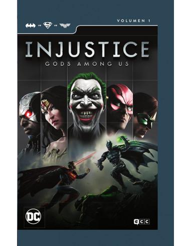 es::Coleccionable Injustice 01 de 24