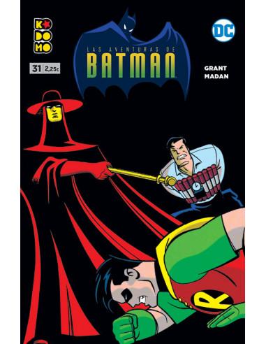 es::Las aventuras de Batman 31