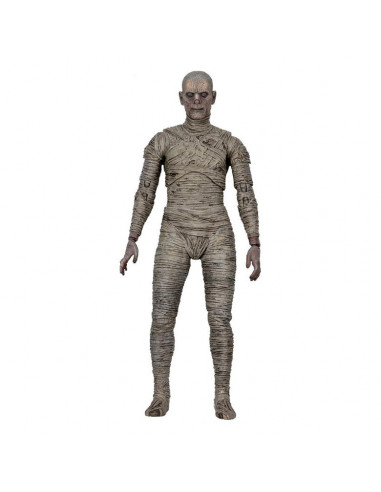 es::Universal Monsters Figura Ultimate The Mummy Color 18 cm