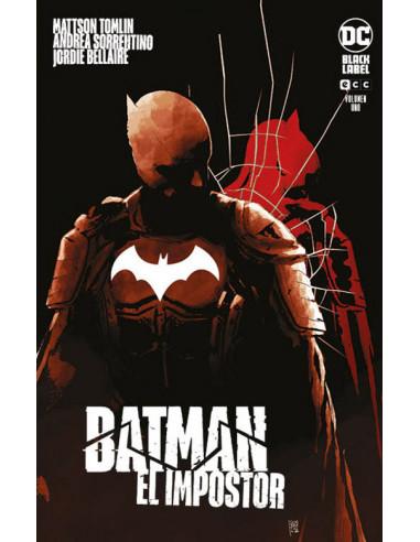 es::Batman: El impostor - Libro 01 de 03