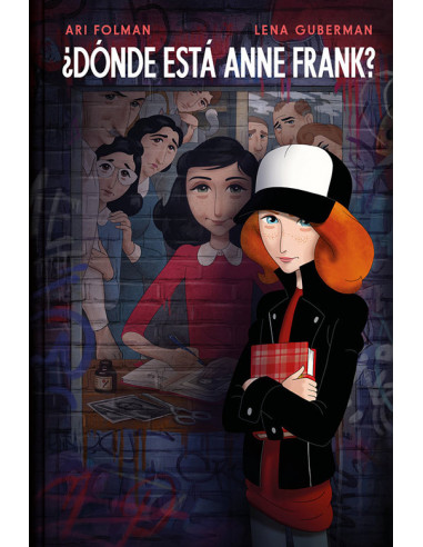 es::¿Dónde está Anne Frank?