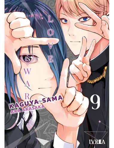 es::Kaguya-Sama: Love is War 09
