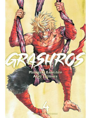 es::Grashros, Vol. 4