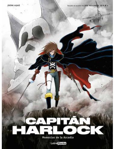 es::Capitán Harlock: Memorias de la Arcadia 03 de 3