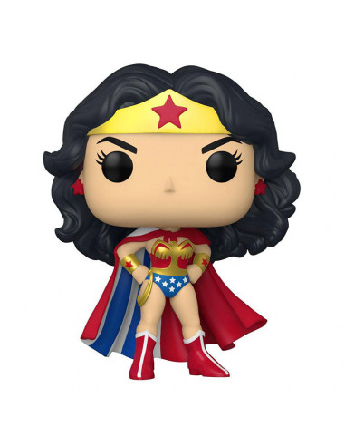 es::DC Comics Funko POP! Wonder Woman 80th Anniversary 9 cm