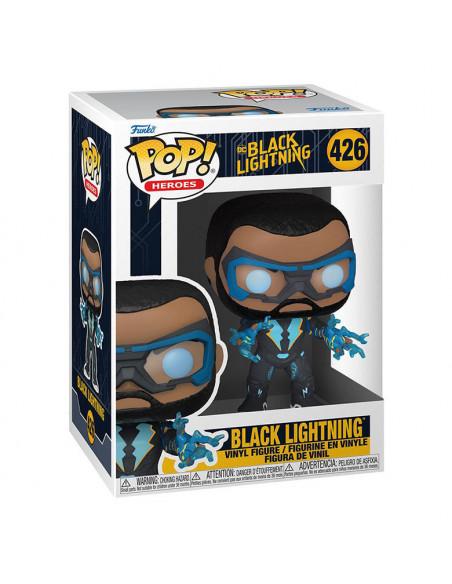 es::Black Lightning Funko POP! Black Lightning 9 cm