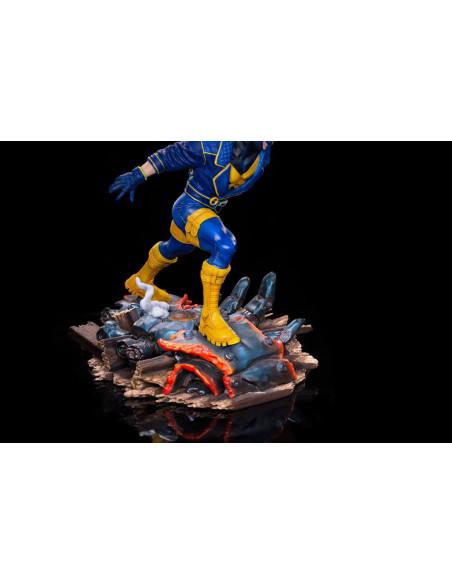 es::Marvel Comics Estatua 1/10 BDS Art Scale Havok X-Men 22 cm