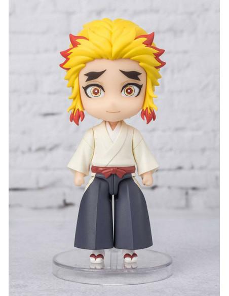 es::Demon Slayer: Kimetsu no Yaiba Figura Figuarts mini Senjuro Rengoku 9 cm