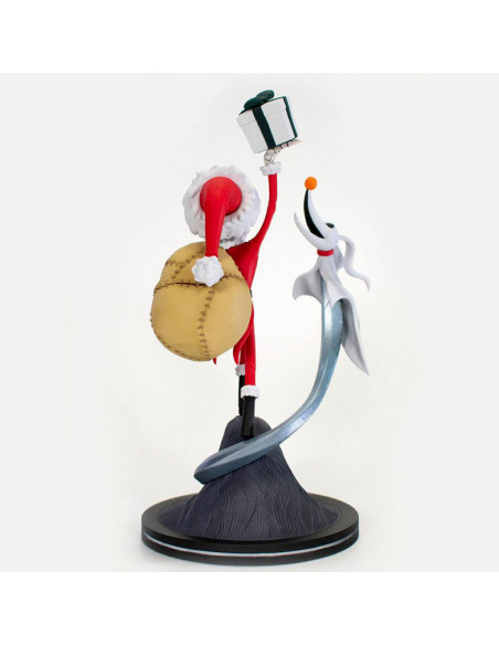 es::Pesadilla antes de Navidad Figura Q-Fig Elite Sandy Claws 18 cm