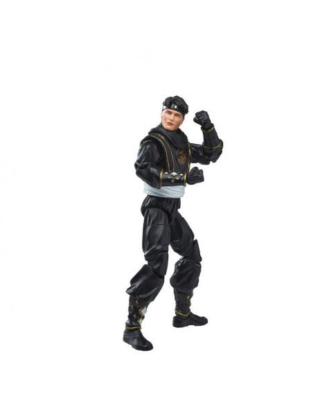 es::Power Rangers Lightning Collection Ninja Black Ranger 15 cm