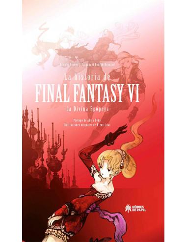 es::La historia de Final Fantasy VI