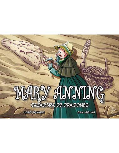 es::Mary Anning. Cazadora de dragones