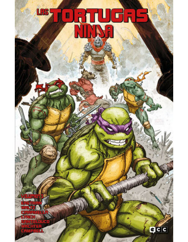 es::Las Tortugas Ninja vol. 05