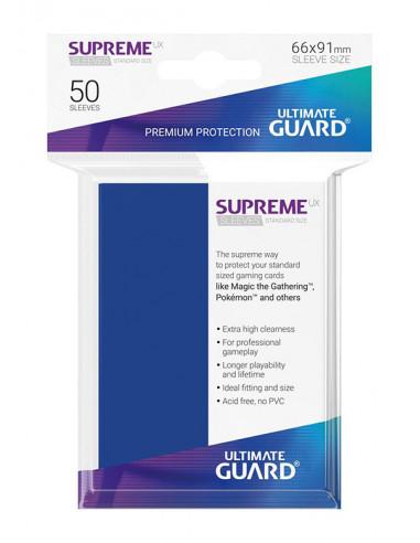 es::Fundas Supreme UX 50 Uds Color Azul
