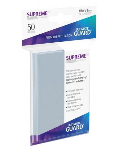 es::Fundas Supreme UX 50 Uds Color Transparente
