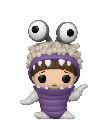 es::Monstruos S.A. 20th Anniversary Funko POP! Boo with Hood Up 9 cm