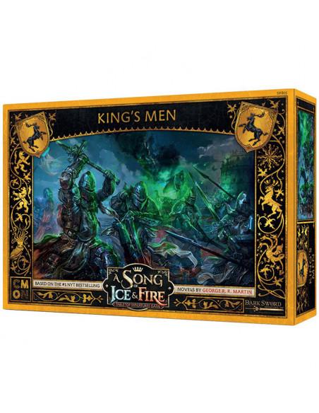 es::Canción de hielo y fuego JDM: Los hombres del rey