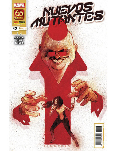 es::Nuevos Mutantes 17