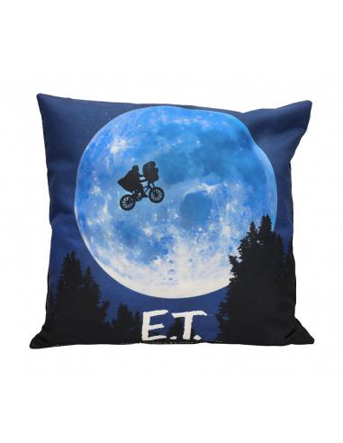 es::E.T. El Extraterrestre Cojín cuadrado Póster
