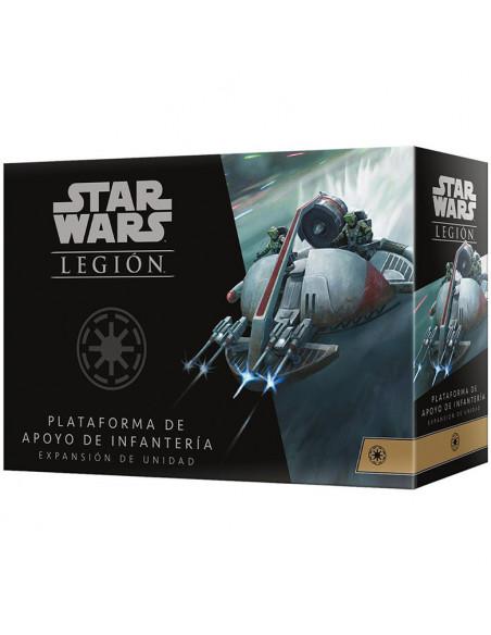 es::Star Wars Legión: Plataforma de apoyo de infantería