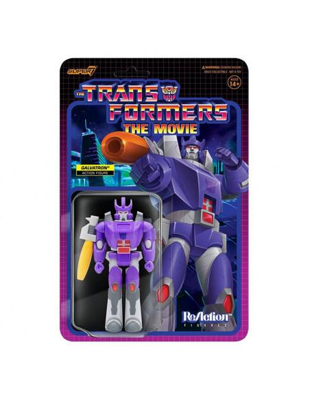 es::Transformers Figura ReAction Wave 4 Galvatron 10 cm
