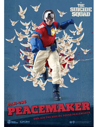 es::El Escuadrón Suicida Figura Dynamic 8ction Heroes 1/9 Peacemaker 20 cm