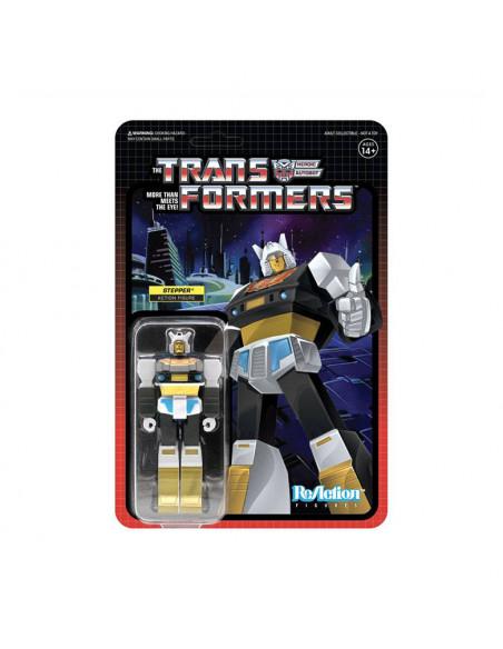 es::Transformers Figura ReAction Stepper 10 cm