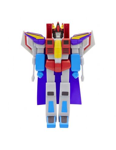 es::Transformers Figura ReAction Wave 4 King Starscream 10 cm