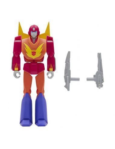 es::Transformers Figura ReAction Wave 4 Hot Rod 10 cm