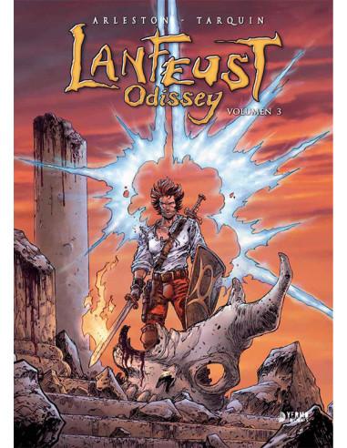 es::Lanfeust Odissey. Volumen 03